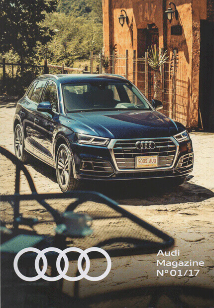 Audi Magazine Sweet Sue 2017