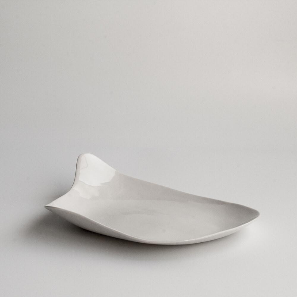 Pieza porcelana Ana Colección Humana