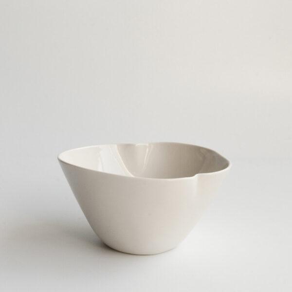 Ina Cuenco grande de porcelana