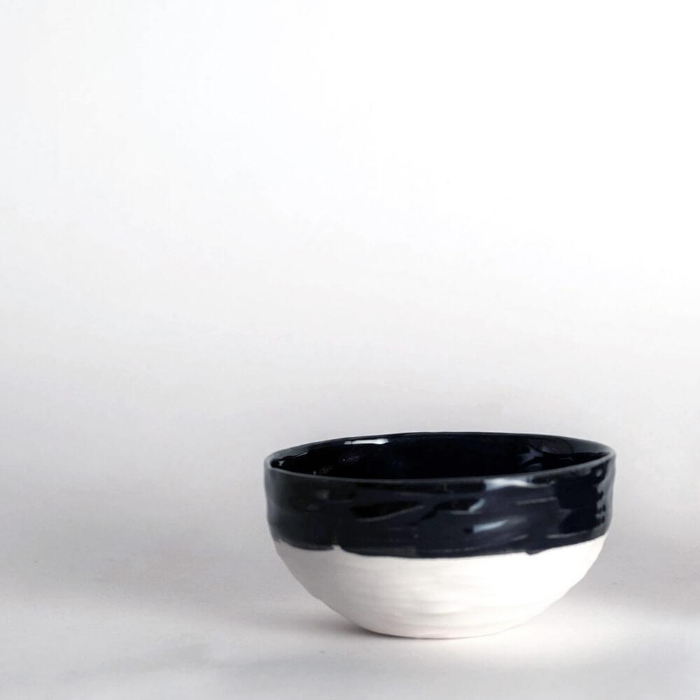 Pieza porcelana cuenco Colección Oroneta