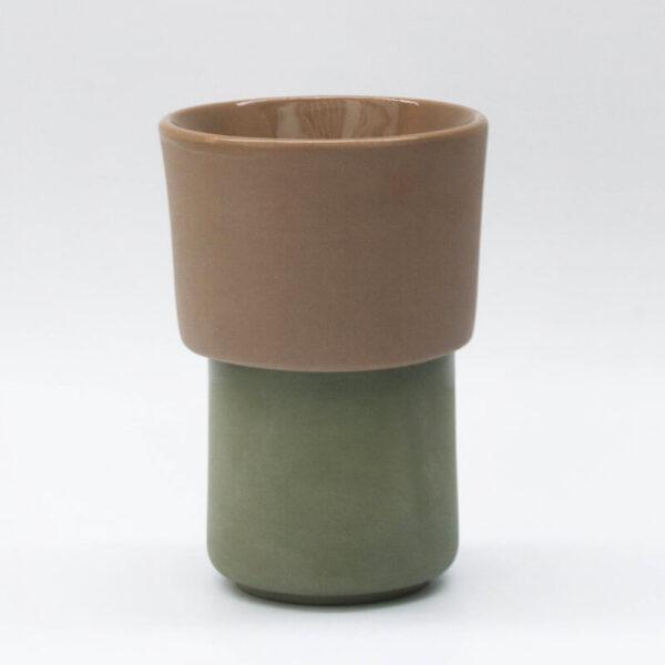 Buna kit taza verde + filtroV60 tostado