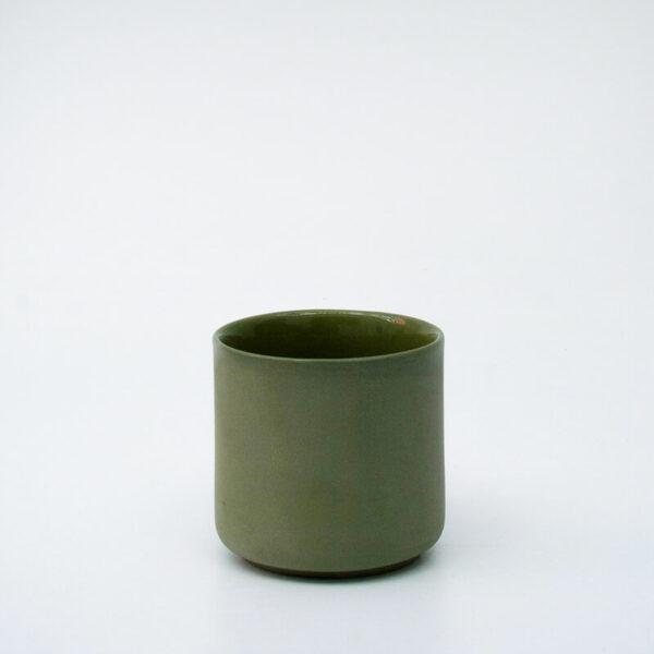 Buna taza verde