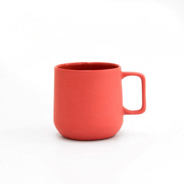 Taza grande mug roja Pop!