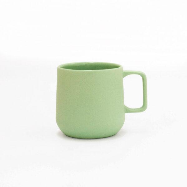 Taza grande mug verde Pop!